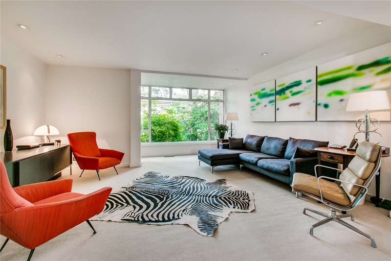 5 Bedrooms Terraced House for sale in Woodsford Square, London, W14