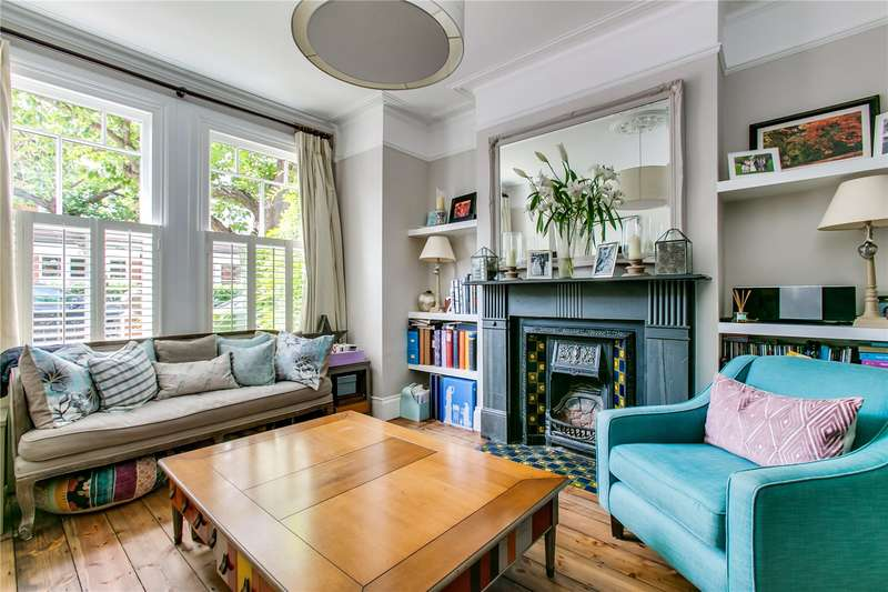 4 Bedrooms Terraced House for sale in Elm Grove Road, London, SW13