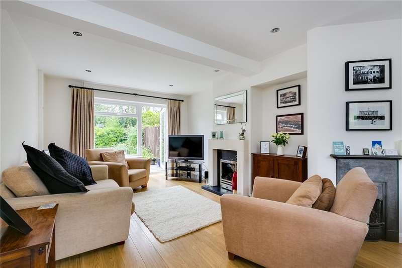 2 Bedrooms Terraced House for sale in Boileau Road, London, SW13