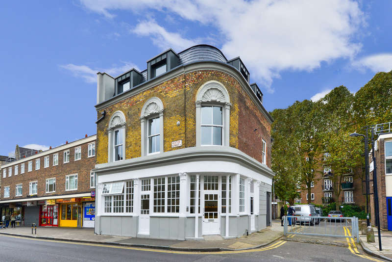 1 Bedroom Flat for sale in Hoxton Street, N1 5JX