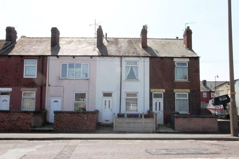 2 Bedrooms Terraced House for sale in Barnsley Road, Highgate, Goldthorpe, Rotherham