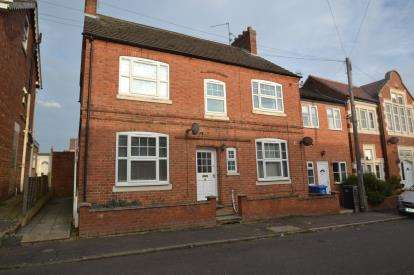 Flat for sale in King Street, Desborough, Kettering, Northamptonshire