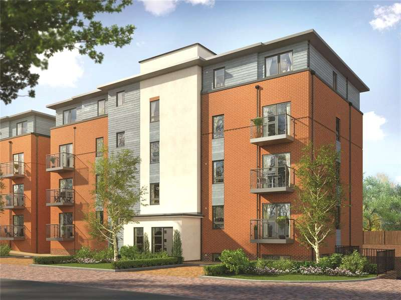 2 Bedrooms Flat for sale in Rembrandt Place, Hagden Lane, WD18