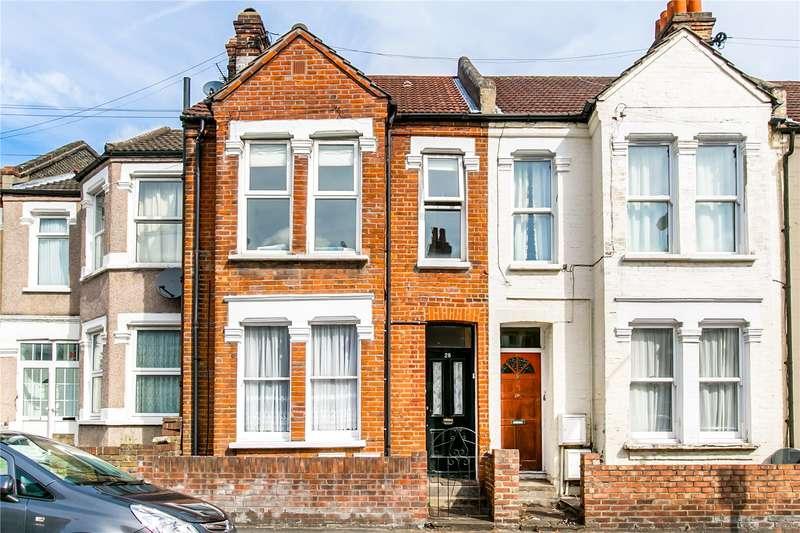 2 Bedrooms Flat for sale in Mellison Road, London, SW17