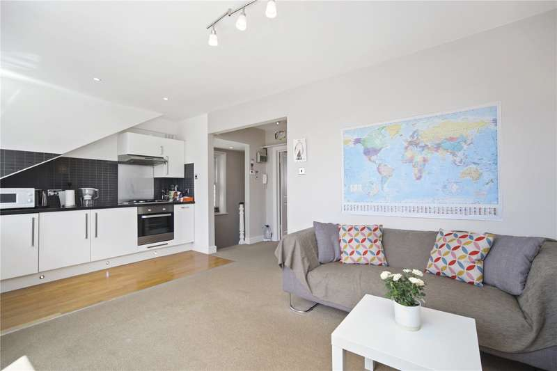 1 Bedroom Flat for sale in Hazelmere Road, London, NW6