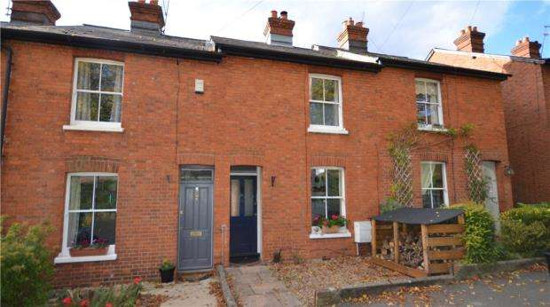 2 Bedrooms Terraced House for sale in Hargrave Road, Maidenhead, Berkshire