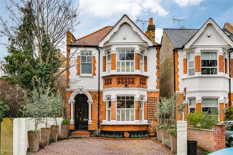 5 Bedrooms House for sale in Agnes Road, London, W3
