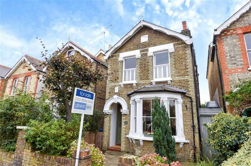 4 Bedrooms Property for sale in Durlston Road, Kingston Upon Thames