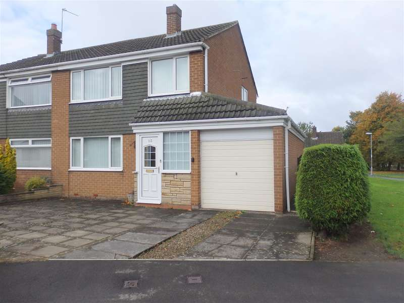 3 Bedrooms Property for sale in Parkside, Spennymoor