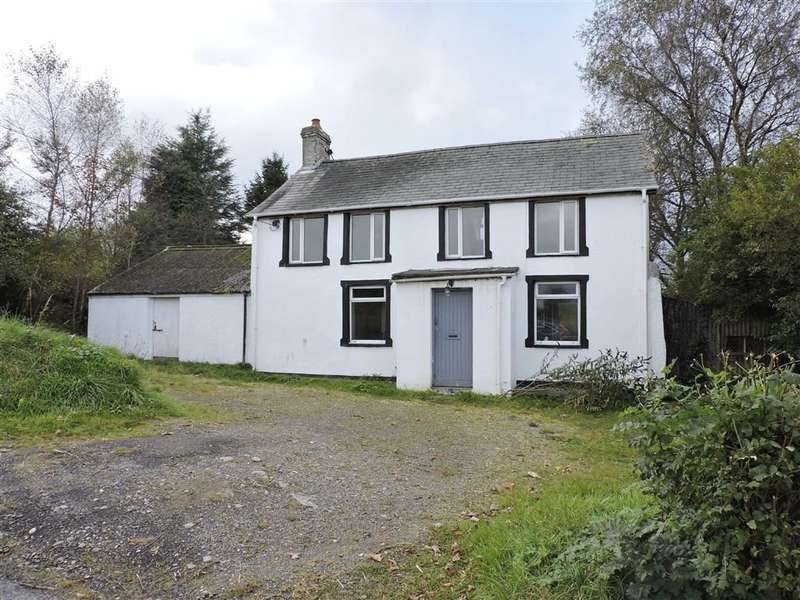 4 Bedrooms Property for sale in Stagshead, Tregaron