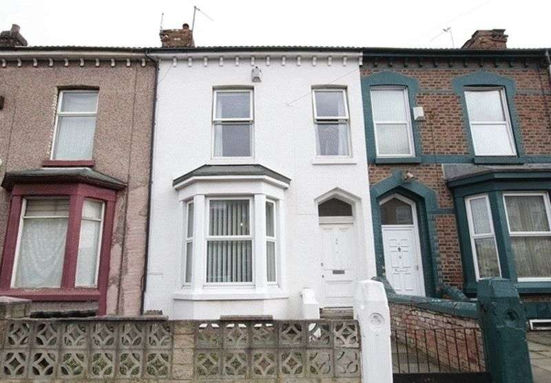 3 Bedrooms Terraced House for sale in Rufford Road, Kensington, Liverpool, L6