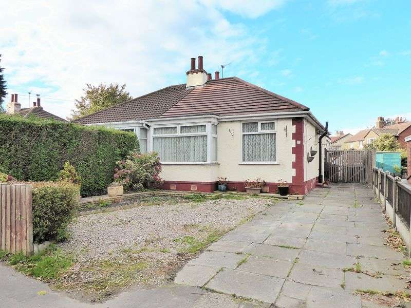2 Bedrooms Semi Detached Bungalow for sale in Bescar Brow Lane, Scarisbrick, Ormskirk