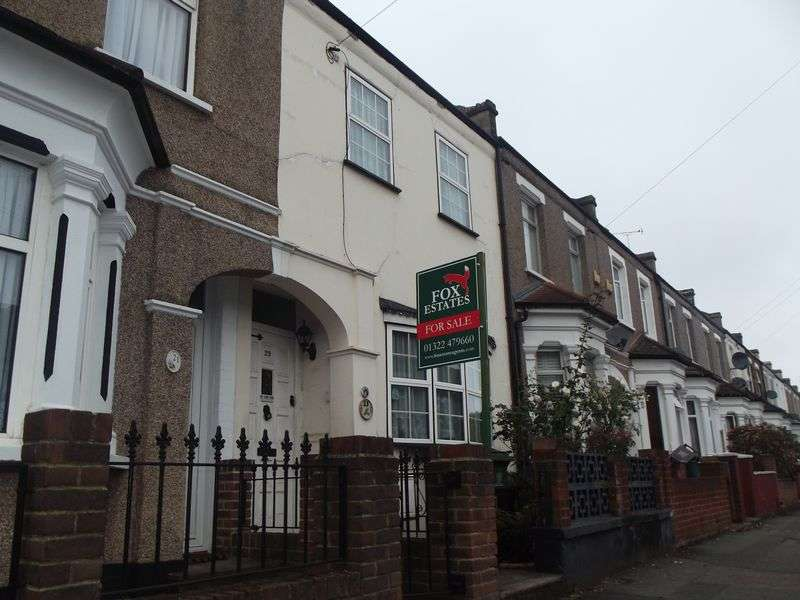 2 Bedrooms Terraced House for sale in South Gipsy Road, Welling