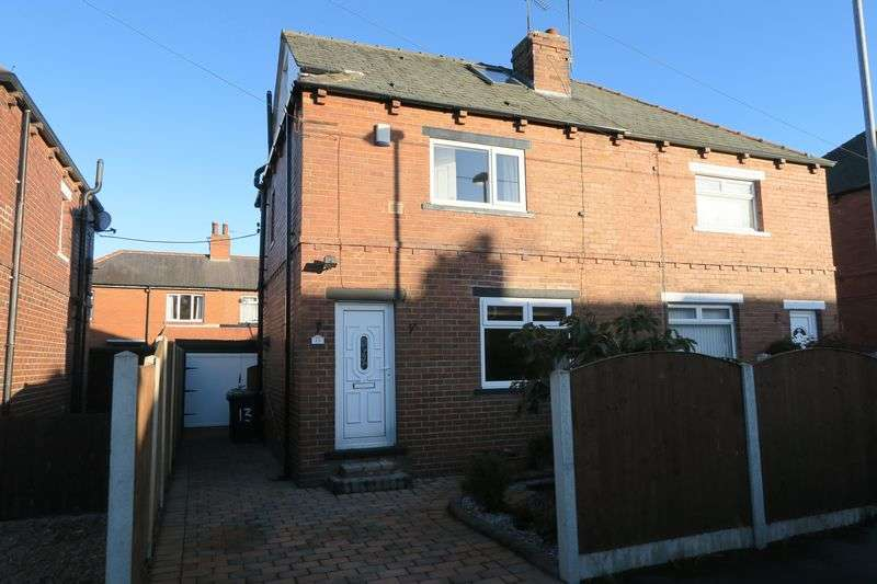 3 Bedrooms Semi Detached House for sale in Greenfield Avenue, Gildersome, Morley, Leeds