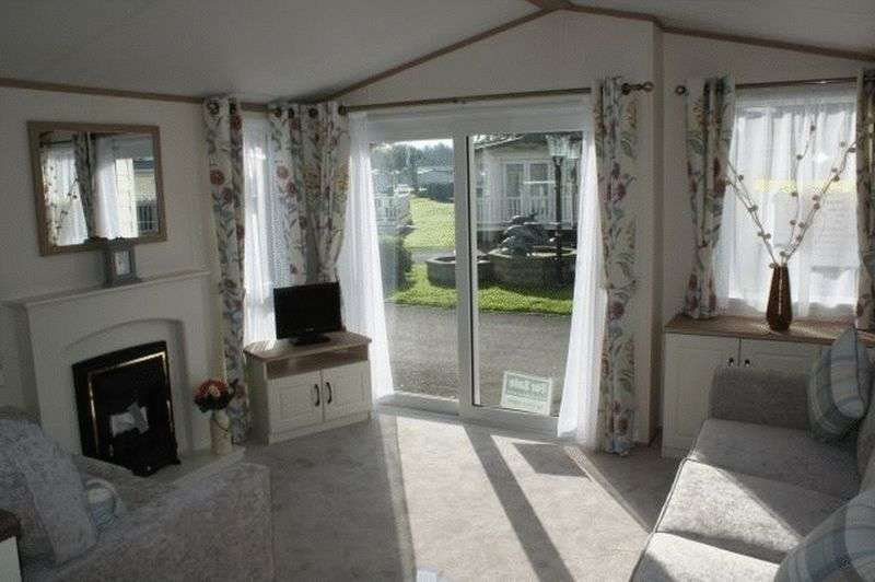 2 Bedrooms Property for sale in Plot 18, Glenfield Leisure Park, Smallwood Hey Road, Pilling, Lancashire, PR3 6HE
