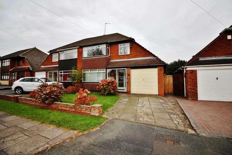 3 Bedrooms Semi Detached House for sale in Spondon Road, Wolverhampton