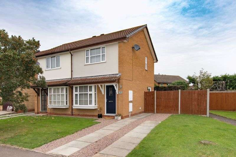 2 Bedrooms Terraced House for sale in Forest Place, Gurney Avenue, Hampton Dene, Hereford, HR1 1XN