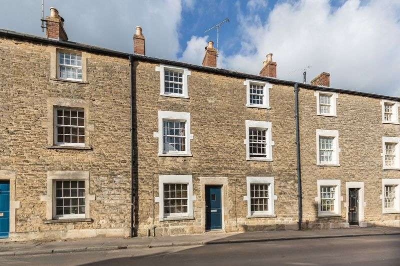 4 Bedrooms Terraced House for sale in Selwood Road, Frome