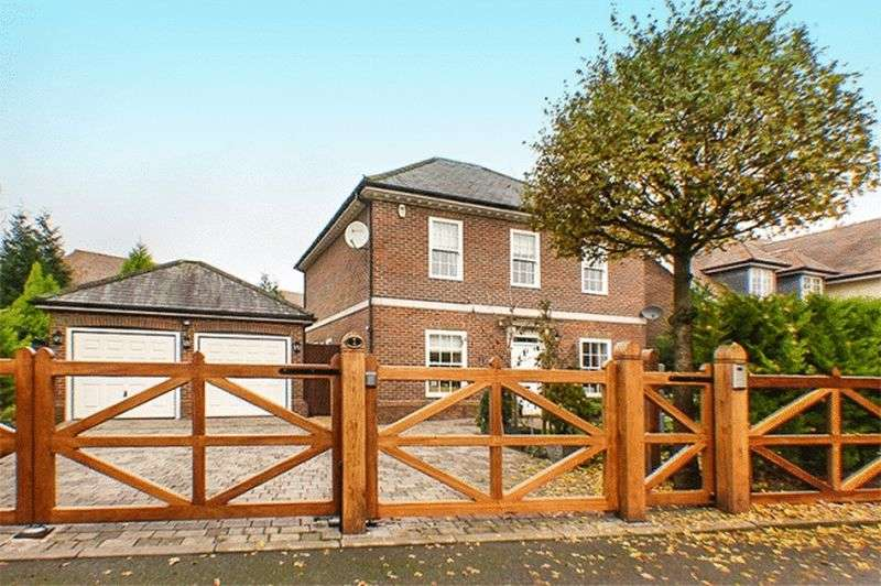 4 Bedrooms Detached House for sale in Stoney Croft, Netherne on the Hill, COULSDON