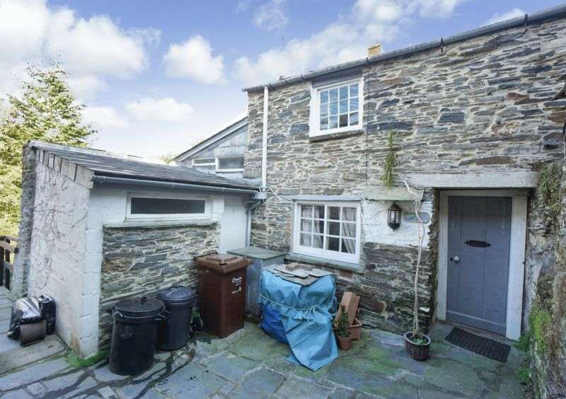 1 Bedroom Semi Detached House for sale in Dunn Street, Boscastle