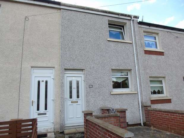 2 Bedrooms Terraced House for sale in Mosscastle Road, Craigend, Glasgow, Glasgow, G33