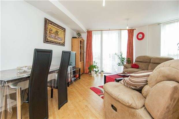 2 Bedrooms Flat for sale in Lark Court, 104 Lanacre Avenue, COLINDALE, NW9 5QD