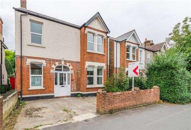 4 Bedrooms Detached House for sale in Park Lane, CARSHALTON, Surrey, SM5 3DX