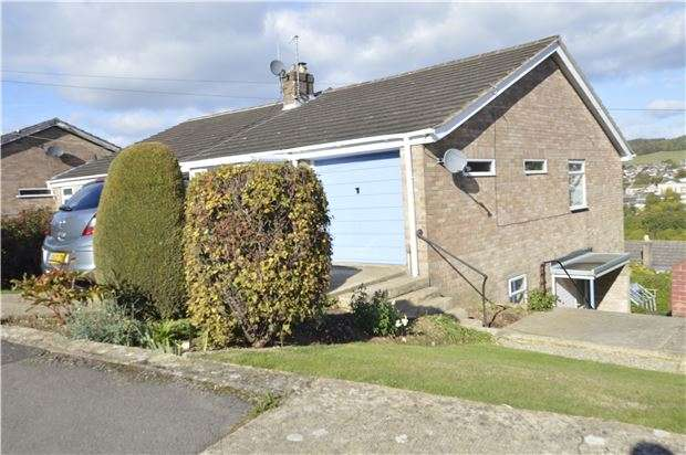 3 Bedrooms Semi Detached House for sale in Castlemead Road, Stroud, Gloucestershire, GL5 3SF