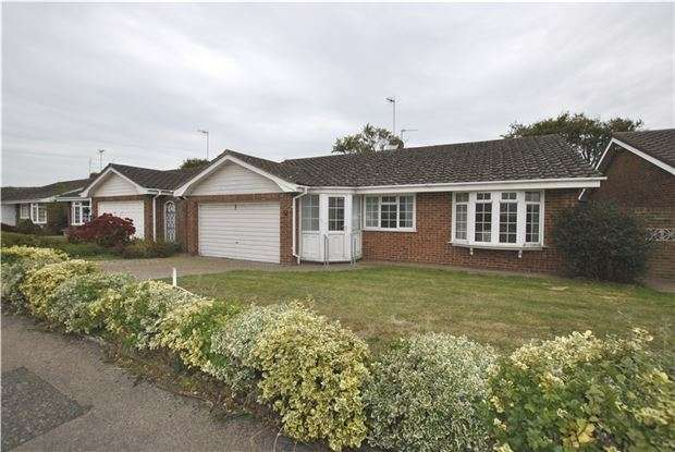 3 Bedrooms Detached Bungalow for sale in Tilgate Drive, BEXHILL-ON-SEA, East Sussex, TN39 3UH