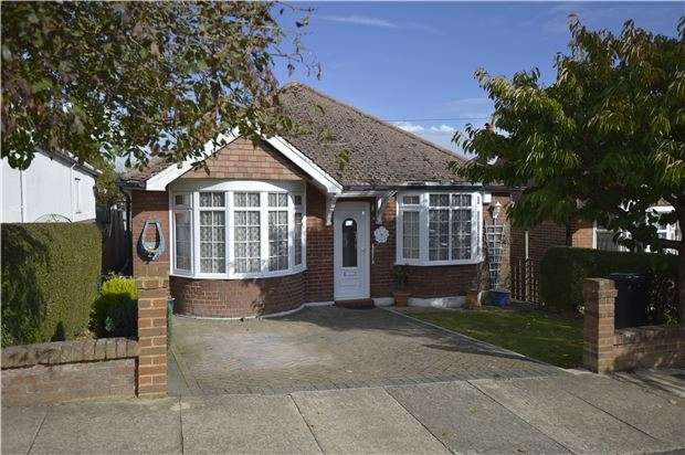 3 Bedrooms Detached Bungalow for sale in Park Drive, HASTINGS, East Sussex, TN34 2PR