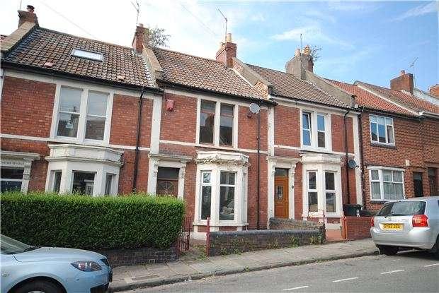 3 Bedrooms Terraced House for sale in Greville Road, Southville, Bristol, BS3 1LE