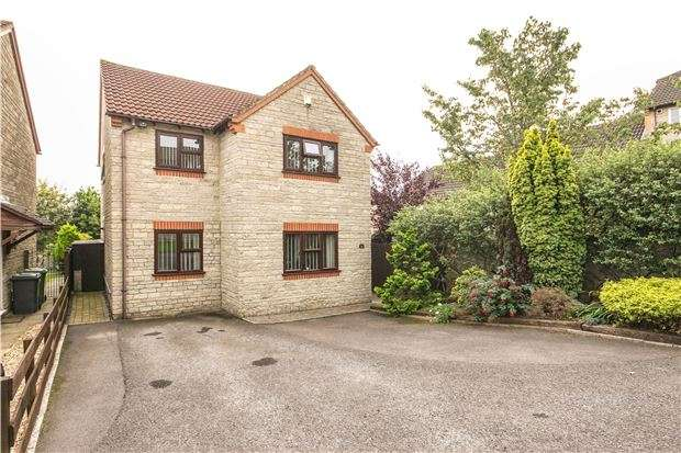 4 Bedrooms Detached House for sale in Birkdale, Warmley, BS30 8GH