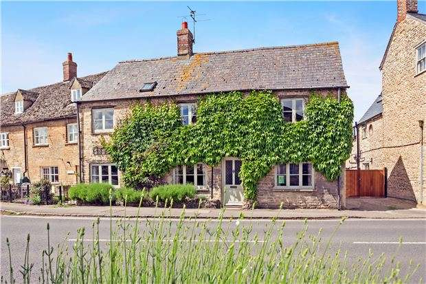 4 Bedrooms End Of Terrace House for sale in Market Square, Bampton, Oxfordshire