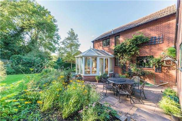 3 Bedrooms Detached House for sale in Orchard Road, OXFORD, OX2 9BL