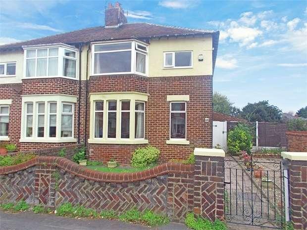 3 Bedrooms Semi Detached House for sale in Kilnhouse Lane, Lytham St Annes, Lancashire