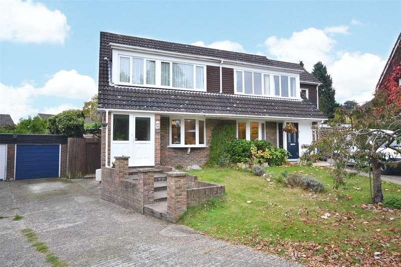 3 Bedrooms Semi Detached House for sale in Staplehurst, Bracknell, Berkshire, RG12
