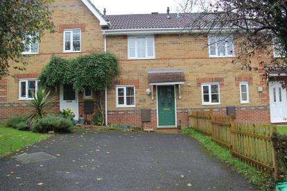 2 Bedrooms Terraced House for sale in Newnham Down, Plympton, Plymouth