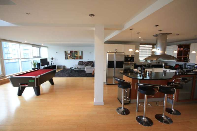 2 Bedrooms Apartment Flat for sale in Century Buildings, St Mary`s Parsonage, Manchester