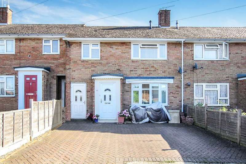 3 Bedrooms House for sale in 3 BEDROOM WITH PARKING IN Long Chaulden, Hemel Hempstead