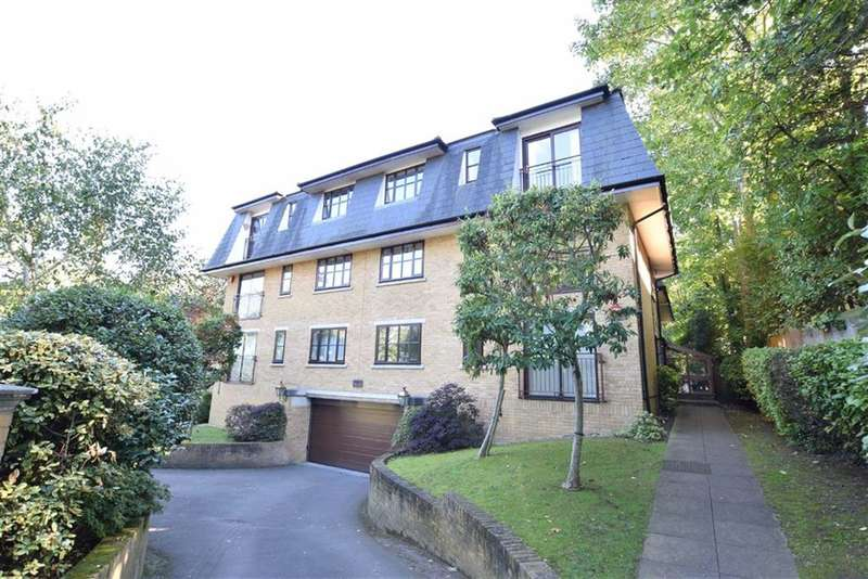 2 Bedrooms Property for sale in Durrant House, Bournemouth, BH2