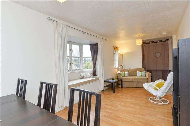 1 Bedroom Flat for sale in Demesne Furze, Headington, OXFORD, OX3 7XF