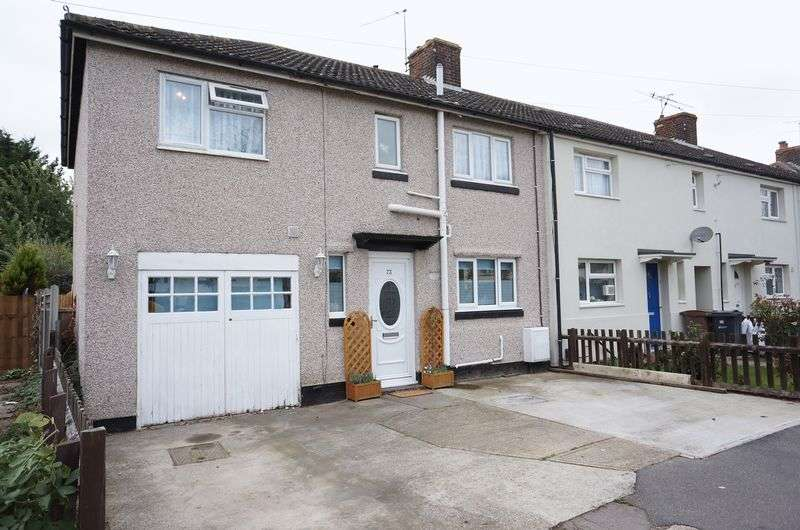 4 Bedrooms Terraced House for sale in North Avenue, Chelmsford