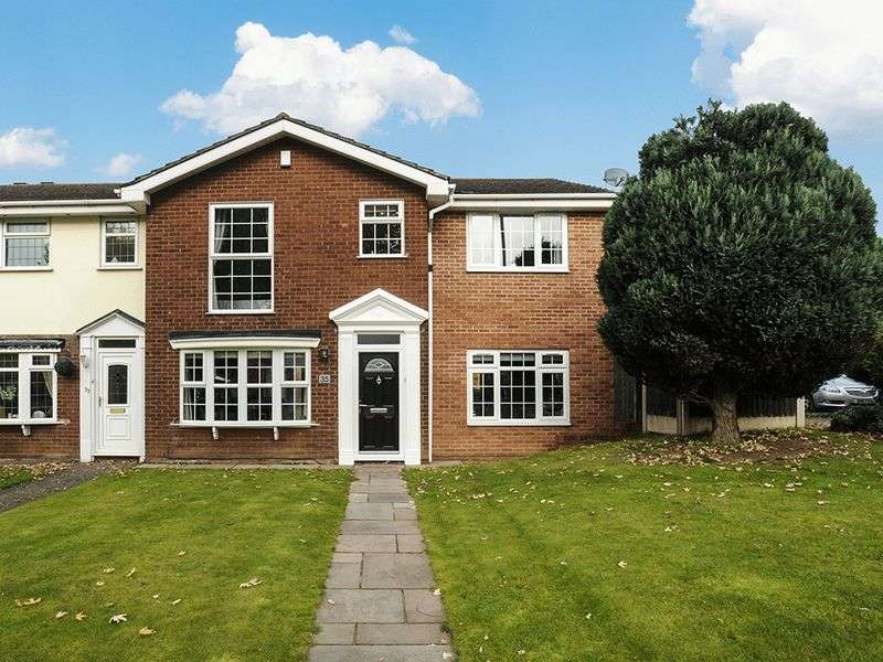 4 Bedrooms Terraced House for sale in Stallings Lane, Kingswinford