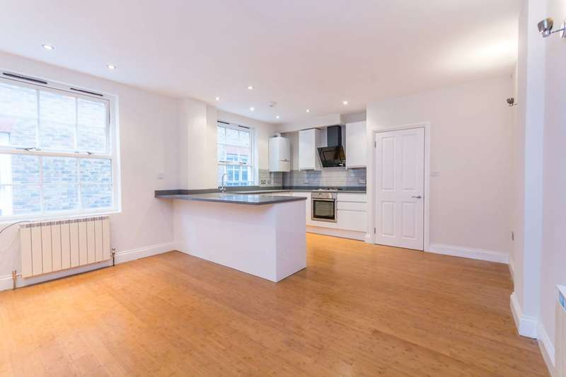 1 Bedroom Flat for sale in Stoke Newington High Street, Stoke Newington, N16