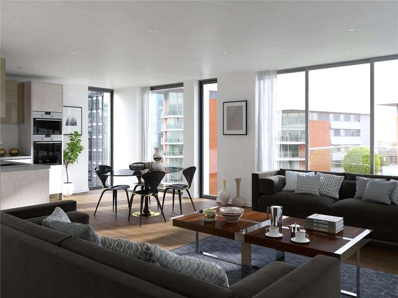 2 Bedrooms Flat for sale in Paddington Exchange, London, W2