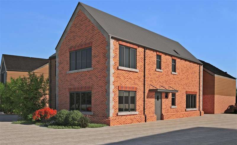 4 Bedrooms Detached House for sale in Beaver Road, Maidstone, Kent
