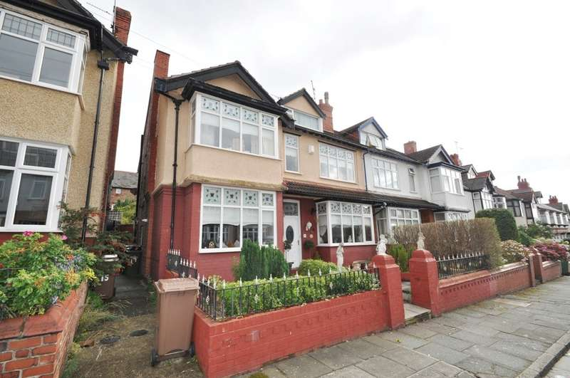 5 Bedrooms House for sale in Seafield Drive, Wallasey