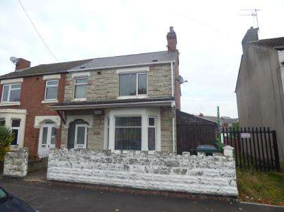 3 Bedrooms Semi Detached House for sale in Churchill Avenue, Coventry, West Midlands