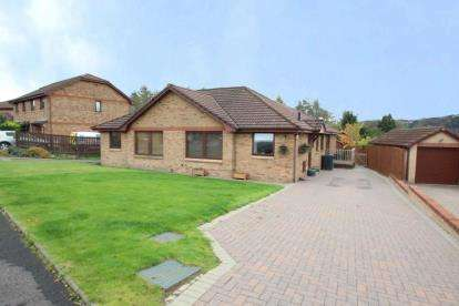 3 Bedrooms Bungalow for sale in South Dumbreck Road, Kilsyth