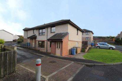 2 Bedrooms Flat for sale in Greenhill Square, Bonnybridge